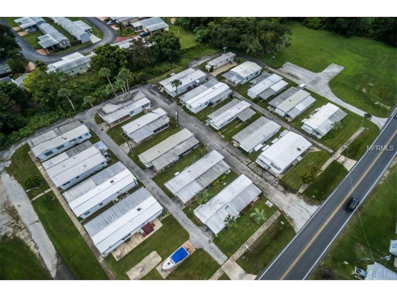Lakefront Mobile Home Park For Sale In Eustis FL